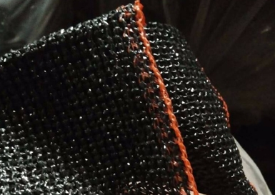 黑色盖土网
