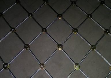 高层防护网